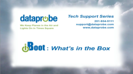 iBoot: What's in the Box