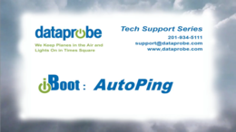 iBoot: AutoPing