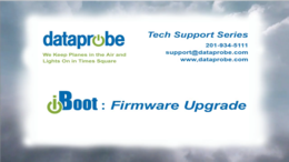 iBoot: Firmware Upgrade